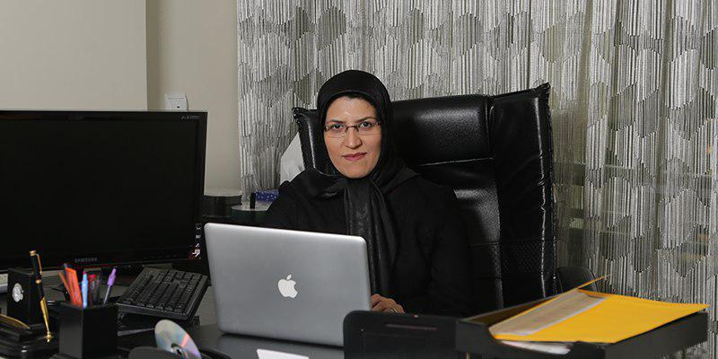 About Dr Masoumeh Saeedi